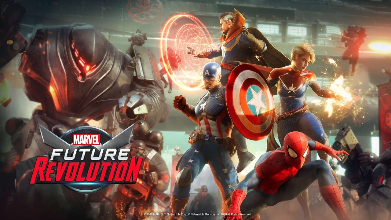 Marvel Future Revolution Game Release Date, How To Play, Everything To Know