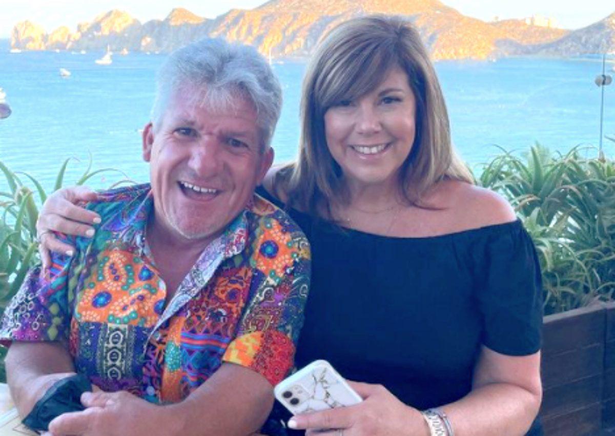 Matt Roloff and Caryn Chandler together