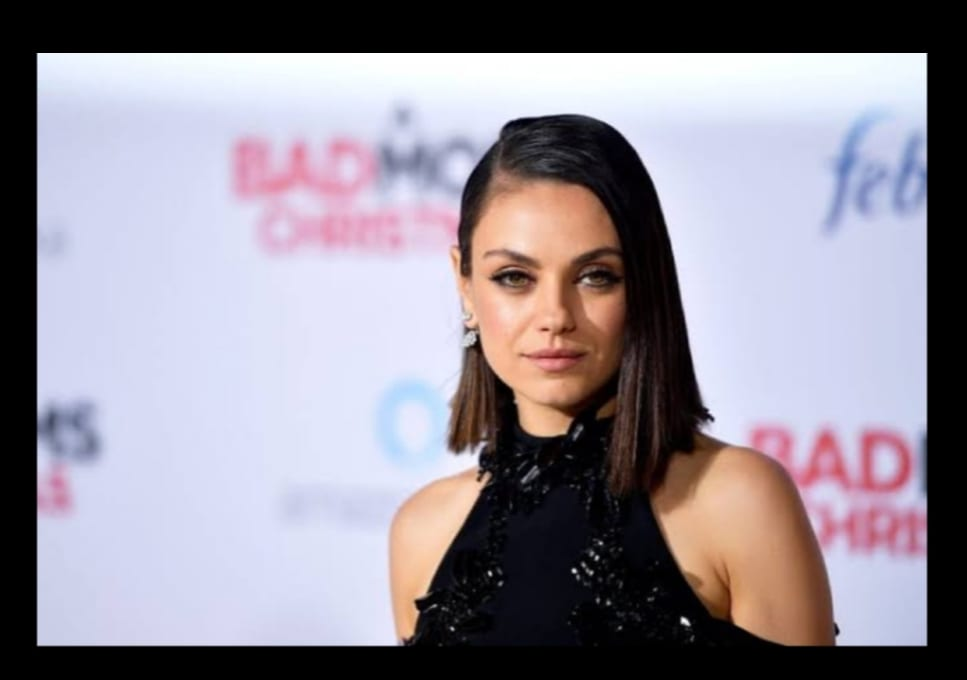 Split between Mila Kunis and Ashton Kutcher