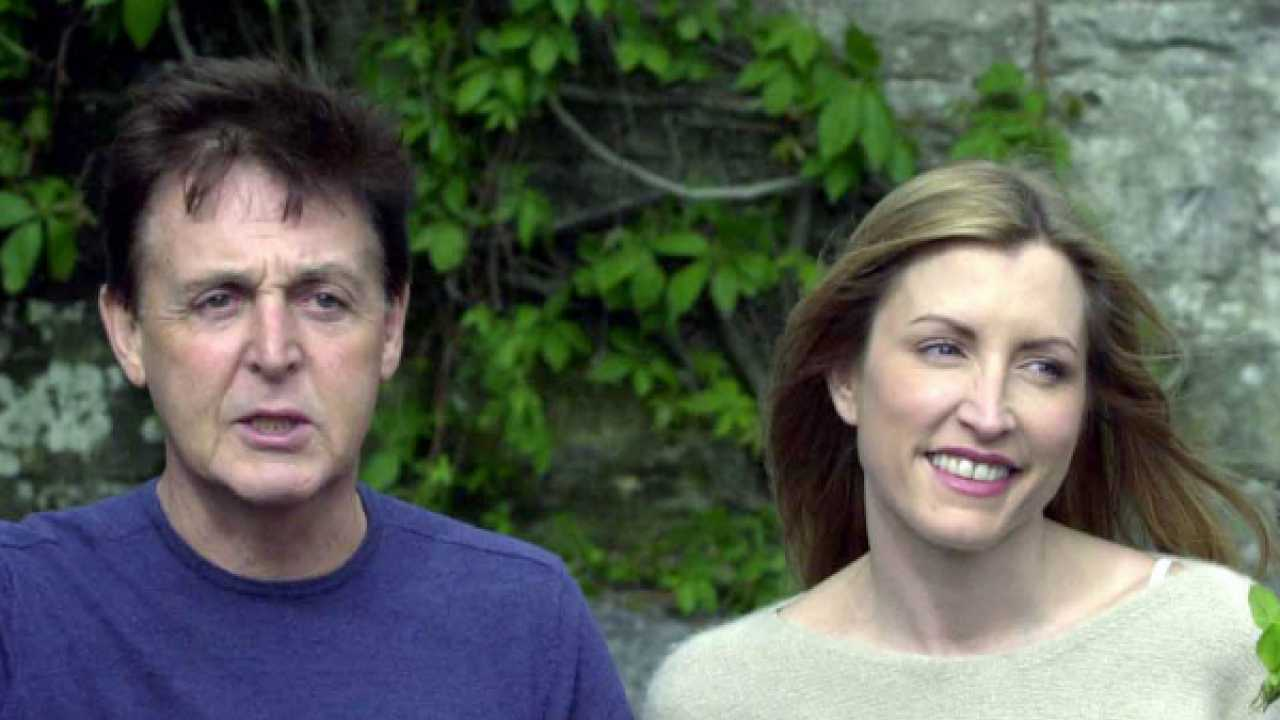 Mills Was In A High-Profile Relationship With Paul McCartney