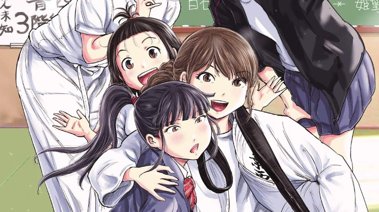 Mou Ippon Manga