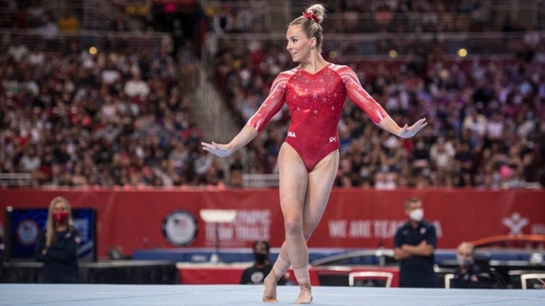 Mykayla Skinner Olympics