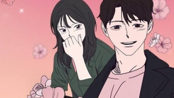 Nevertheless webtoon in online
