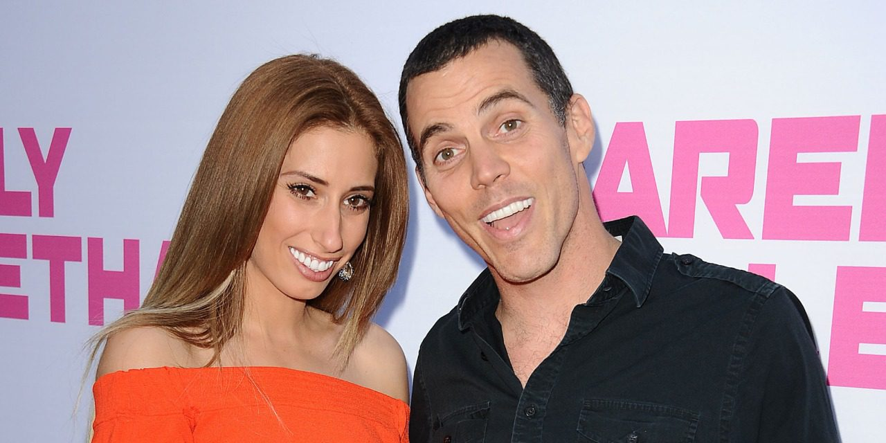Stacey and Steve-O