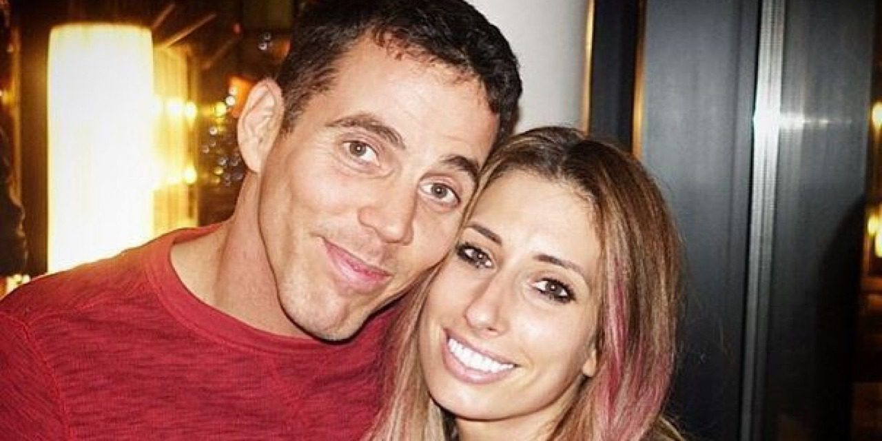 Stacey and Steve O