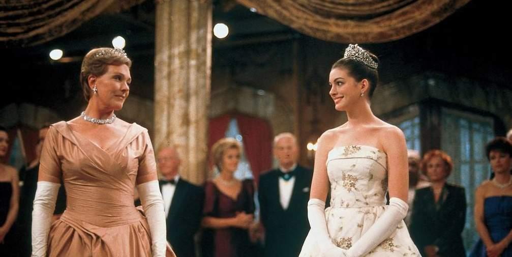 Julie in Princess Diaries
