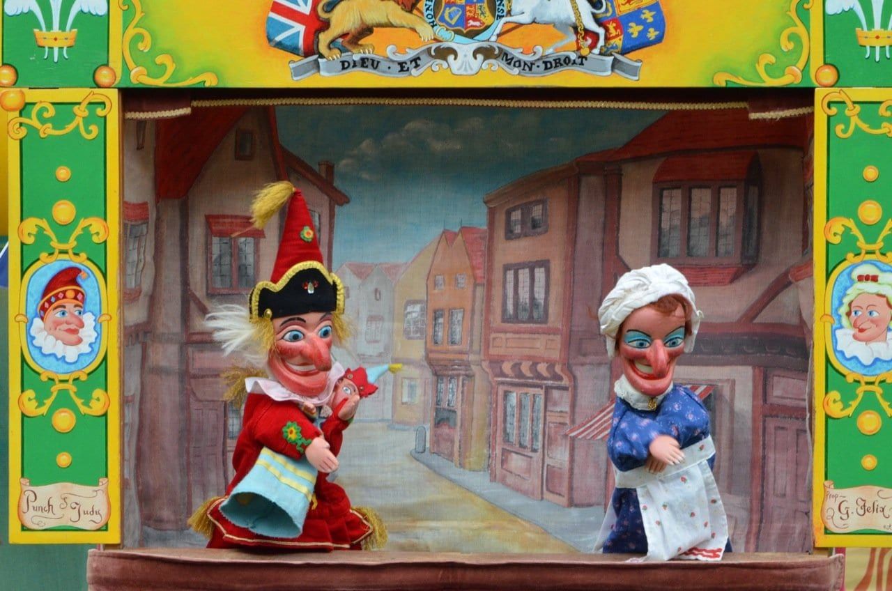 Punch and Judy Relationship