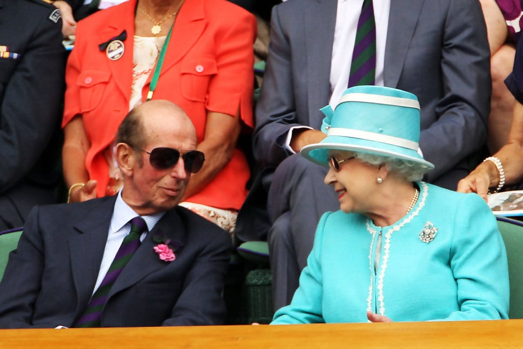 How Are Queen Elizabeth II And The Duke Of Kent Related
