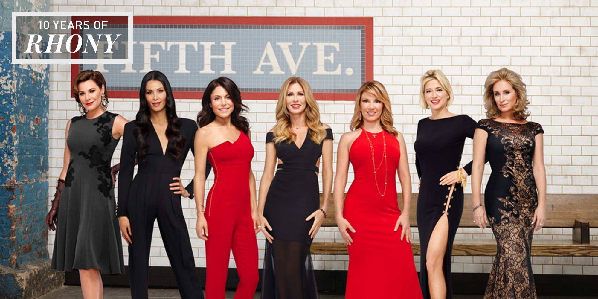 Real Housewives of New York 2015