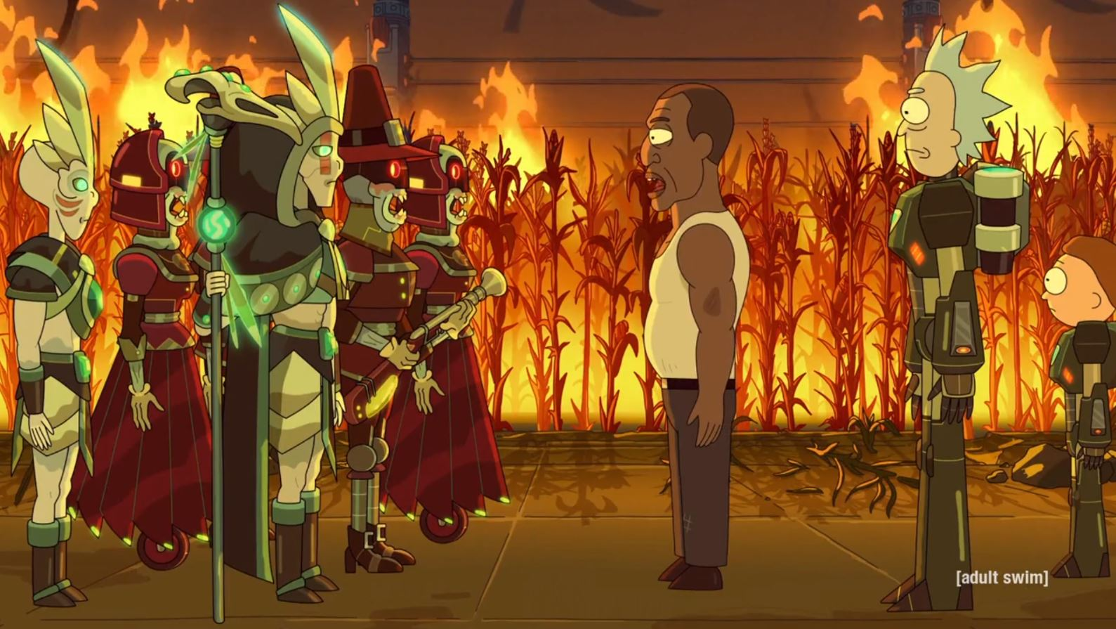 Spoilers and Preview: Rick and Morty Season 5 Episode 7