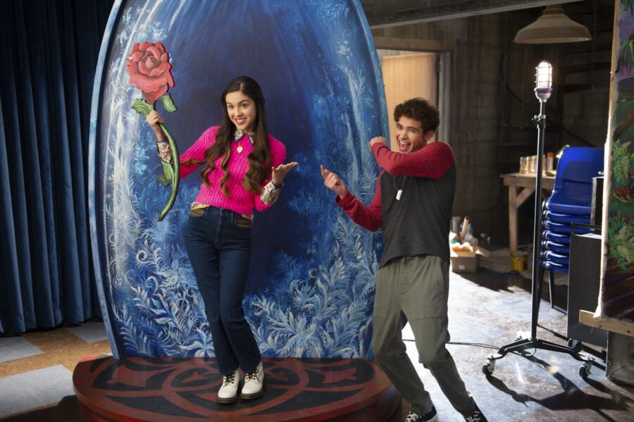 Nini and Ricky Break up in High School Musical: The Musical: The Series Season 2