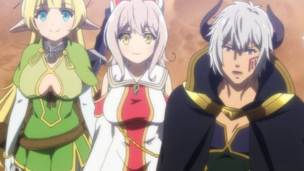 How Not To Summon Demon Lord