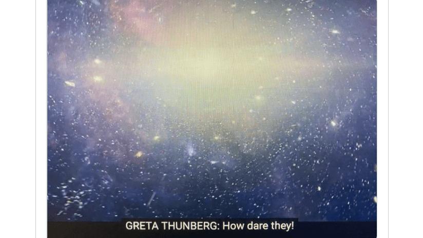 Greta's cameo
