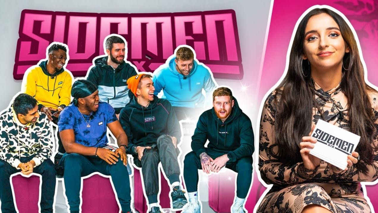 Sidemen Blind Dating: What Happened in the Dating Game?