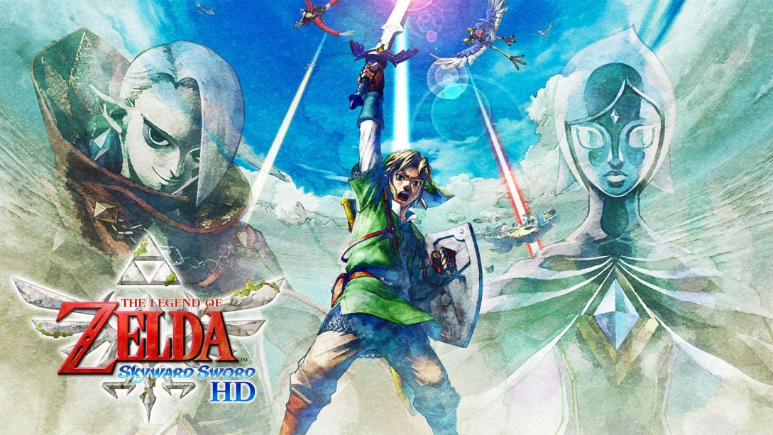 Skyward Sword HD Release Date