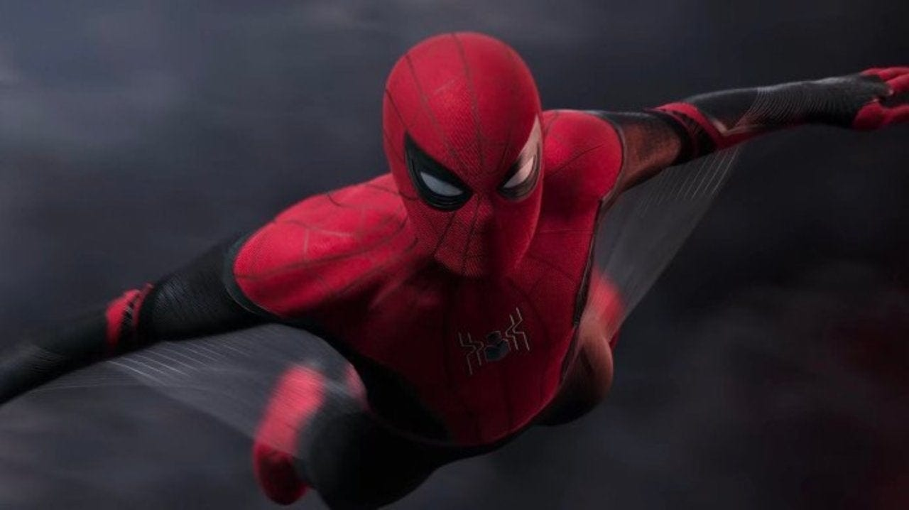 The New Suits Revealed For Spider-Man No Way Home And What Do They Mean