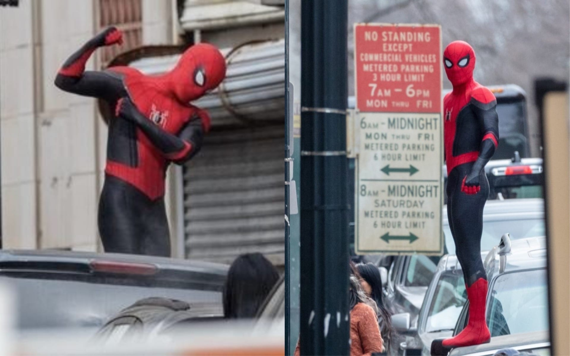 The New Upgraded Suit Of Spider-Man No Way Home