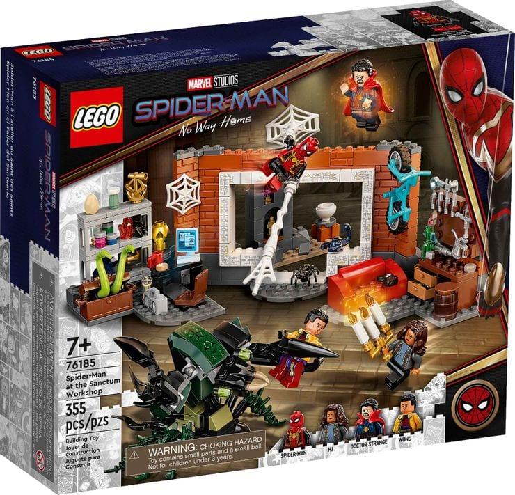 Spider-Man No Way Hom Lego Toys Of Sanctum