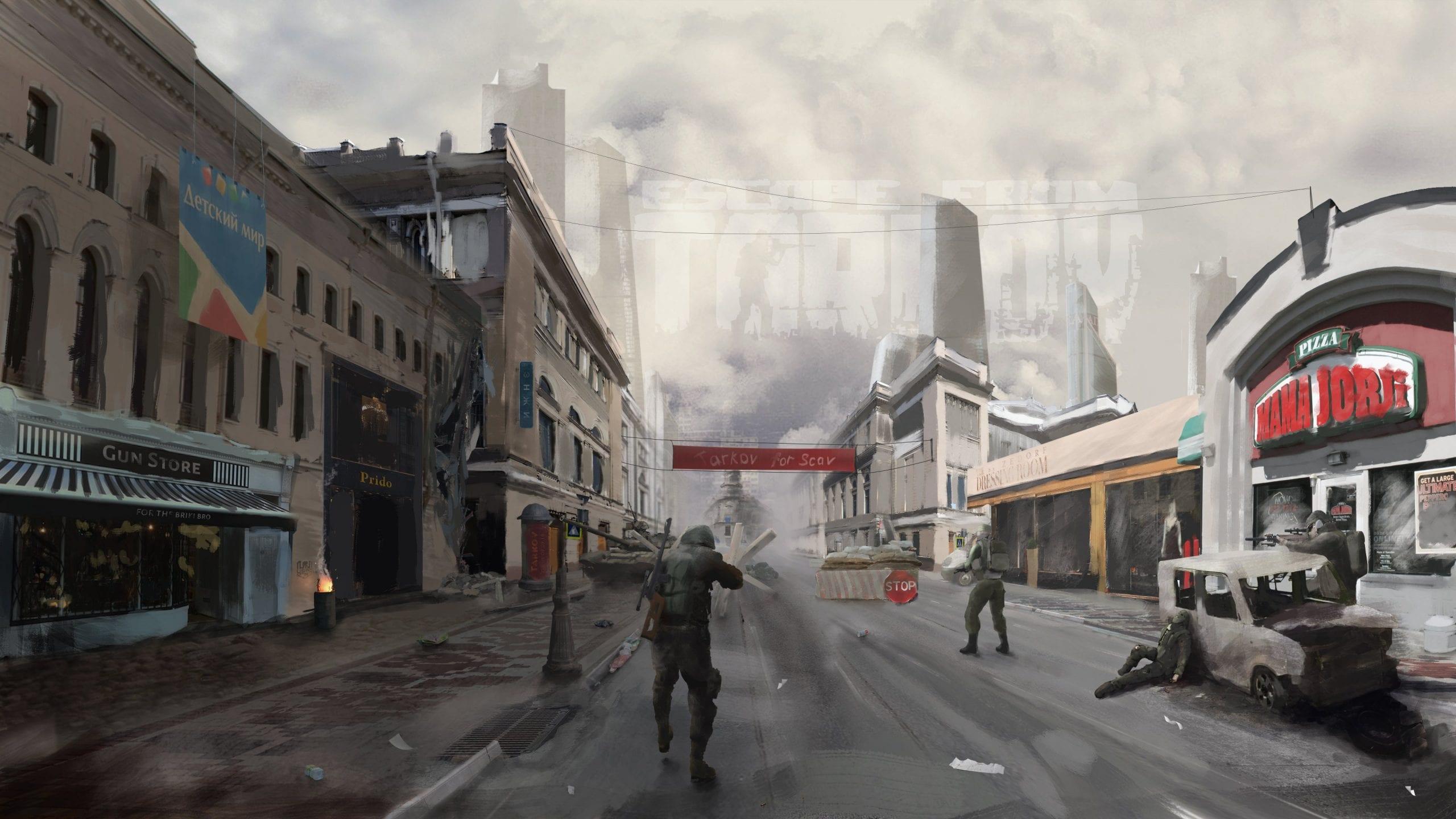 Streets Of Tarkov Release Date