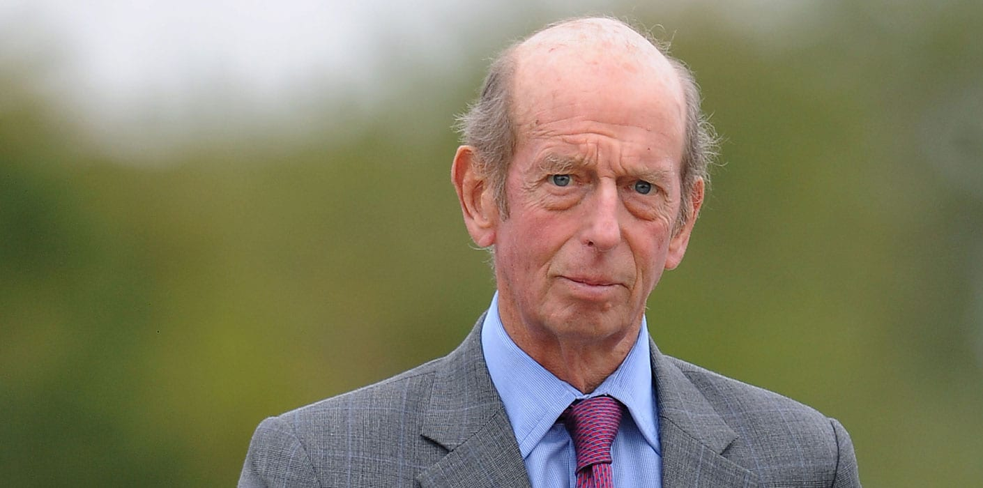 Who Is Duke Of Kent Prince Edward?
