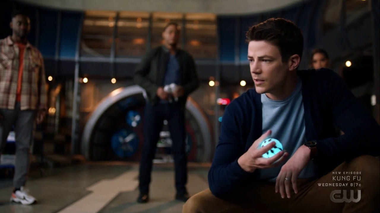 Events From Previous Episode That May affect The Flash S07E17