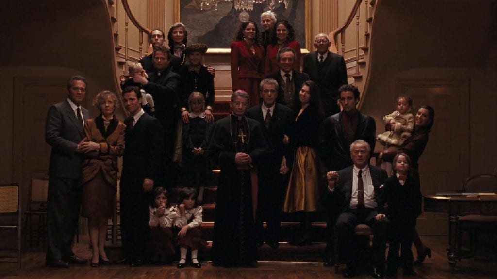 The Plot For The Godfather Part III