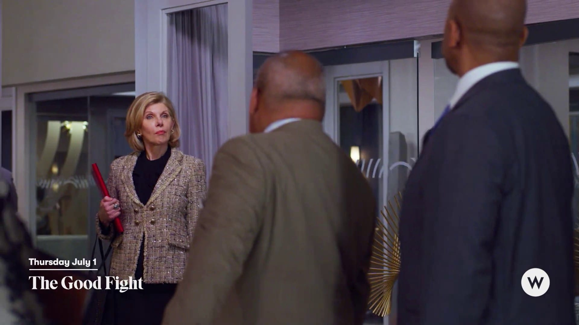 Release Date For The Good Fight Season 5 In The UK