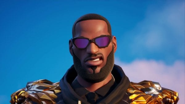 Everything You Need To Know About The LeBron James skin In Fortnite