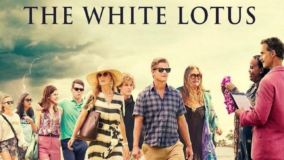 The White Lotus Episode 2