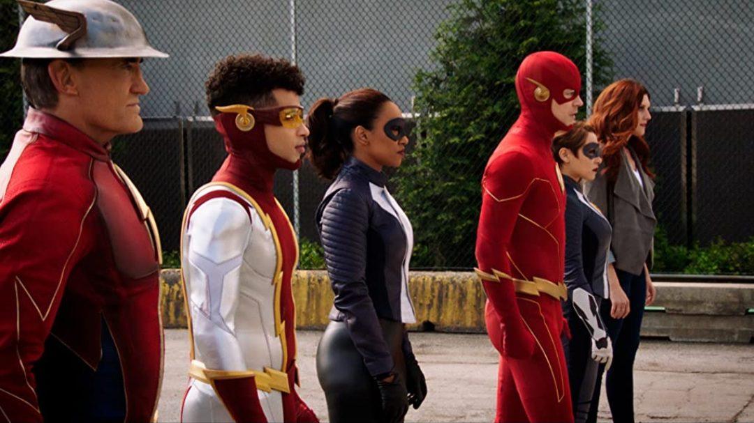 The Flash season 7 final episode