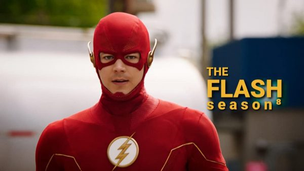 The Flash season 8 release date
