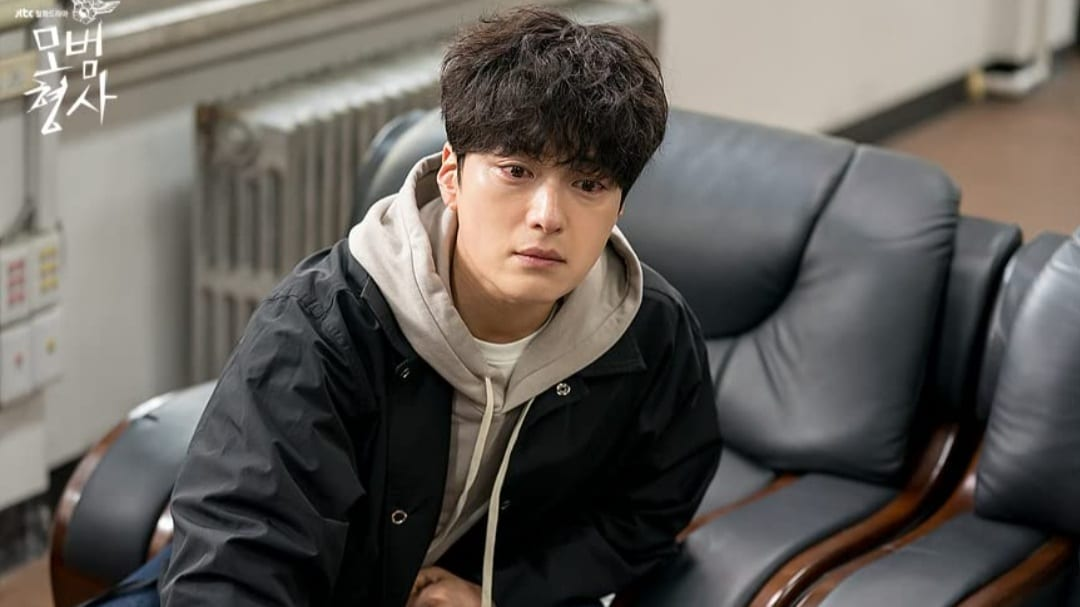 The good detective Oh Ji-Hyeok actor name