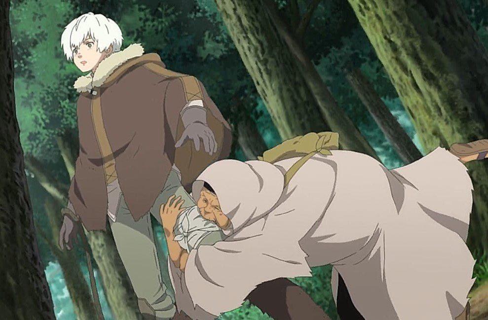 To your eternity anime season 1