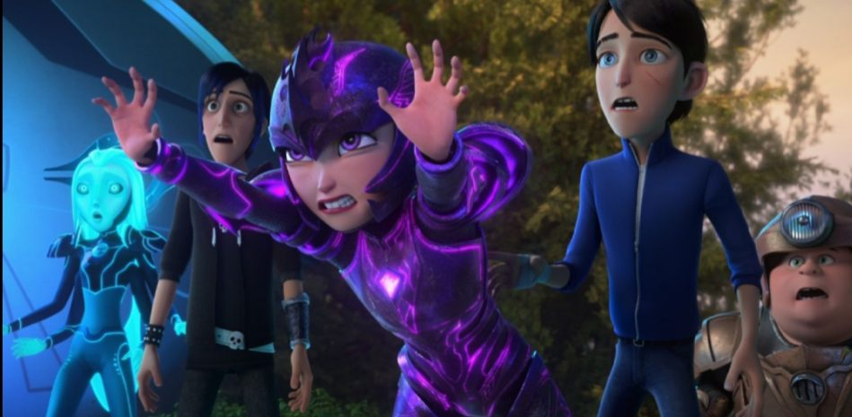 Spoiler: Trollhunters: rise of the titans