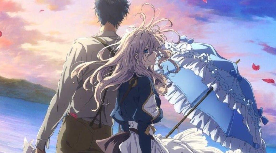 Fall 2021 Anime Films: Violet Evergarden The Movie