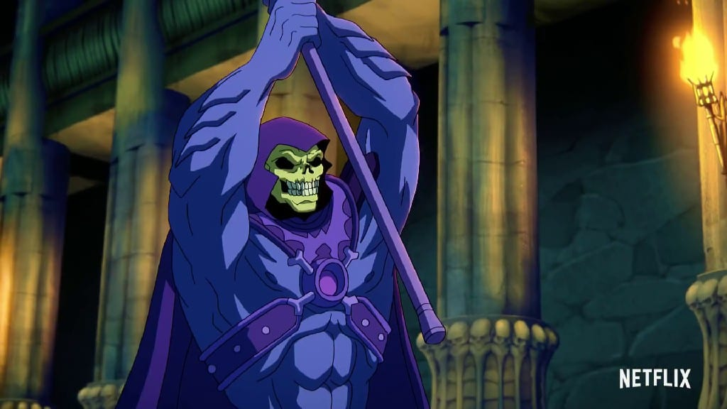 Where To Watch Master Of Universe Revelation