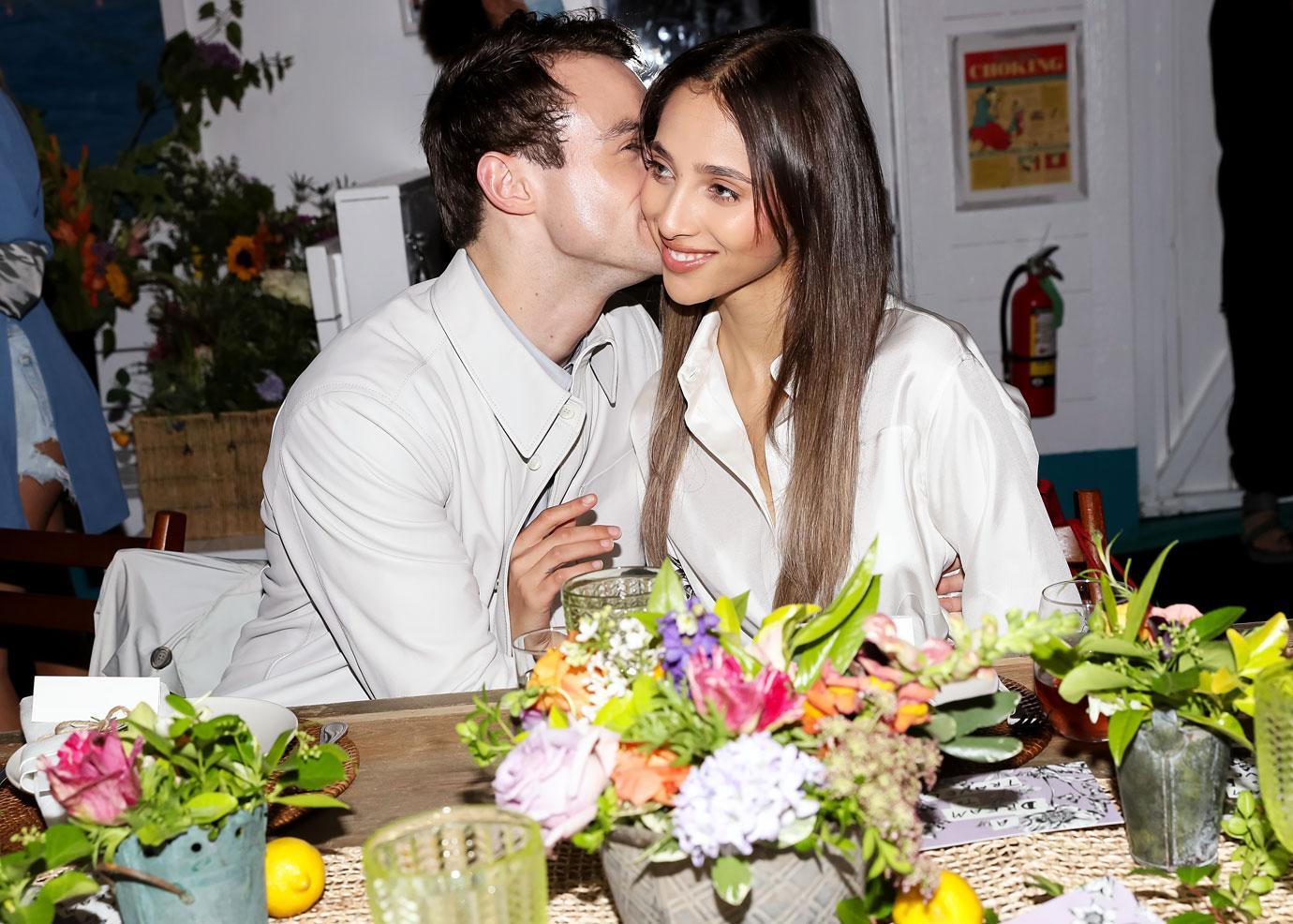 who is Yasmin Wijnaldum dating?
