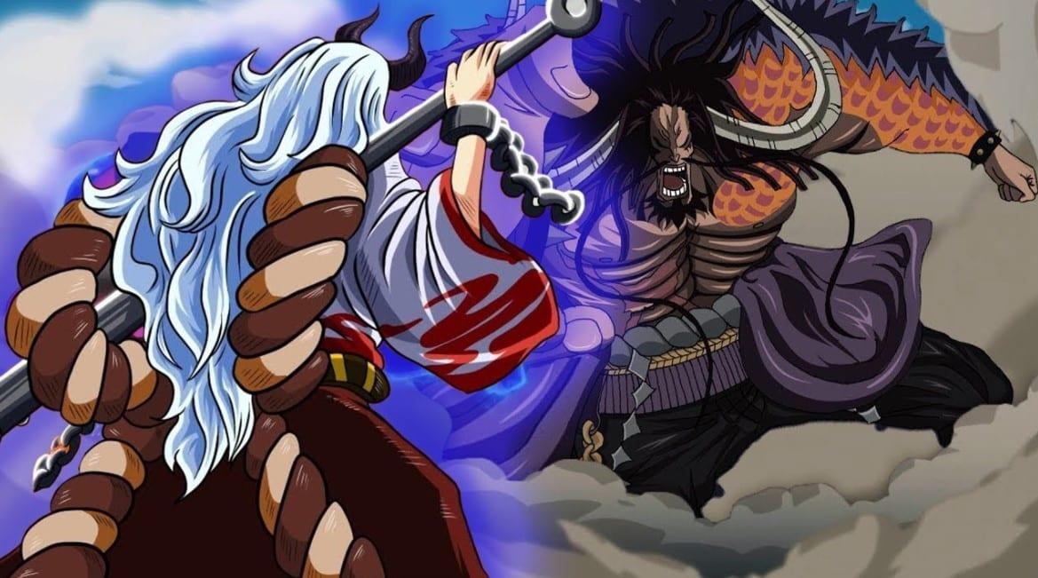 Yamato Confronts Kaidou