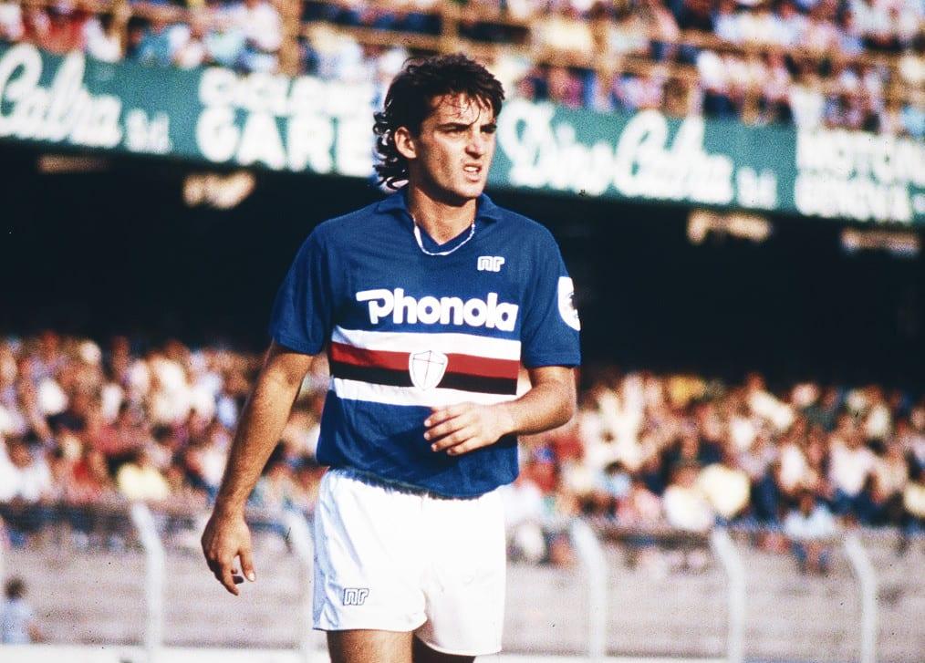 Roberto Mancini Early Days