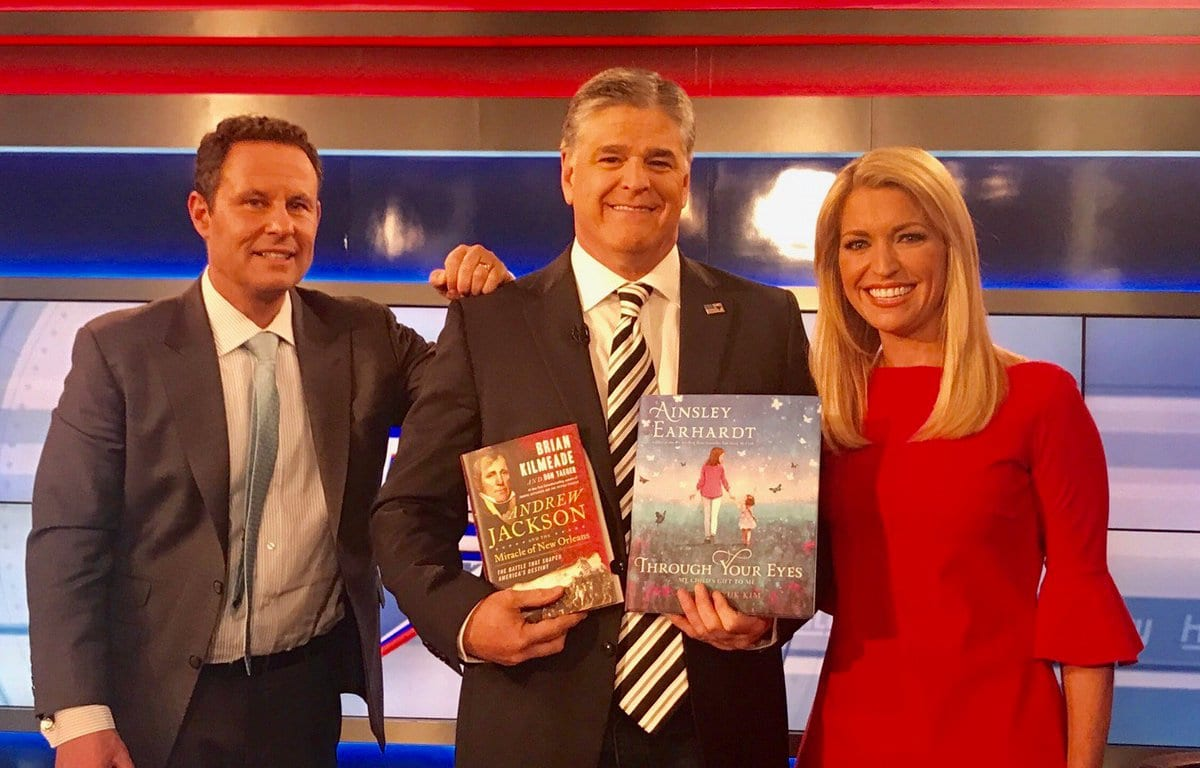 Ainsley Earhardt who is she dating?