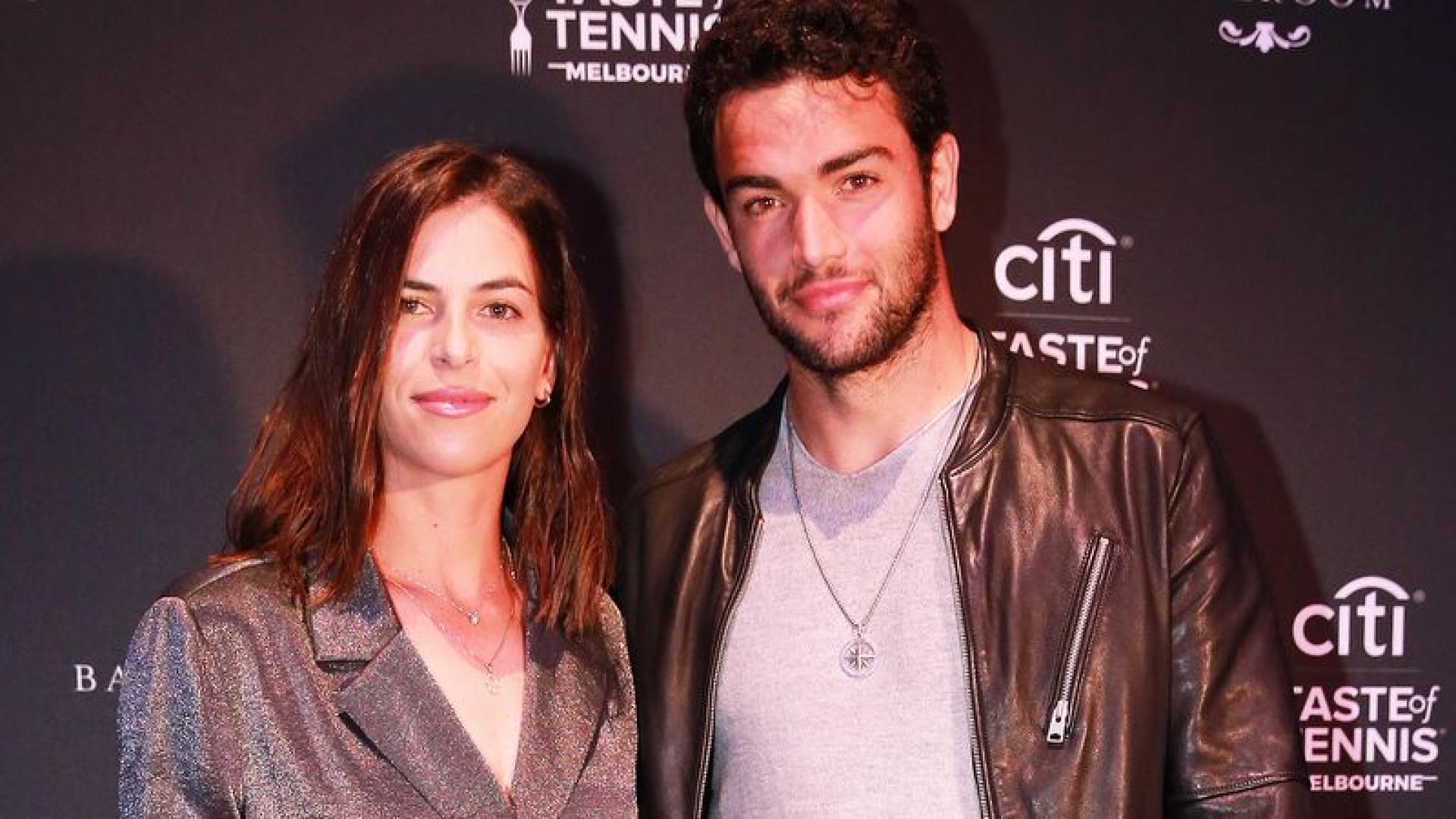 Who is Matteo Berrettini Dating?