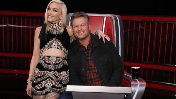 Gwen Stefani and Blake Shelton married