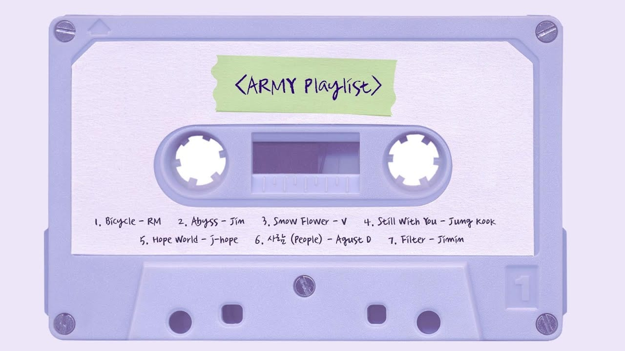 BTS Army Playlist