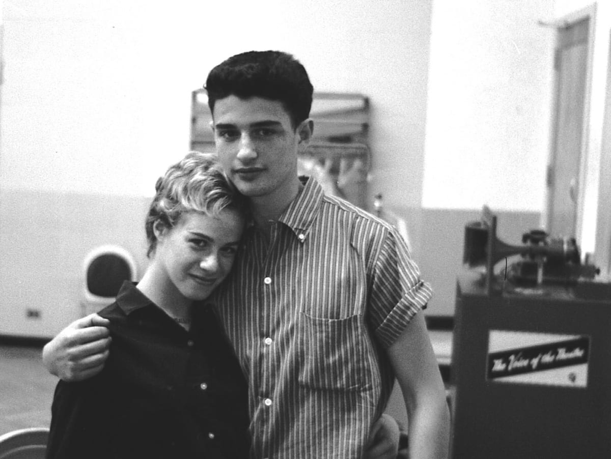 Carole King and Gerry