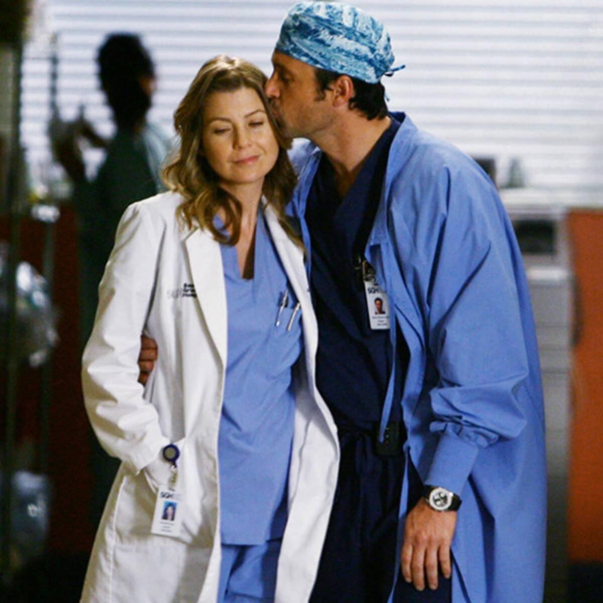 Did Derek Cheat On Meredith?