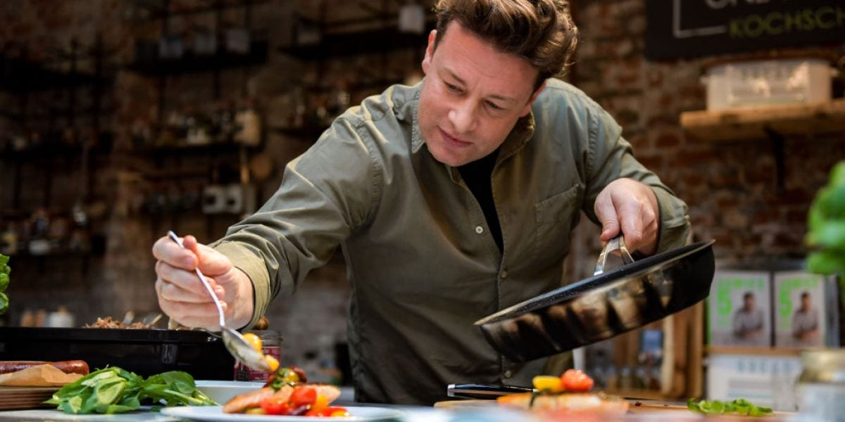More about Jamie Oliver