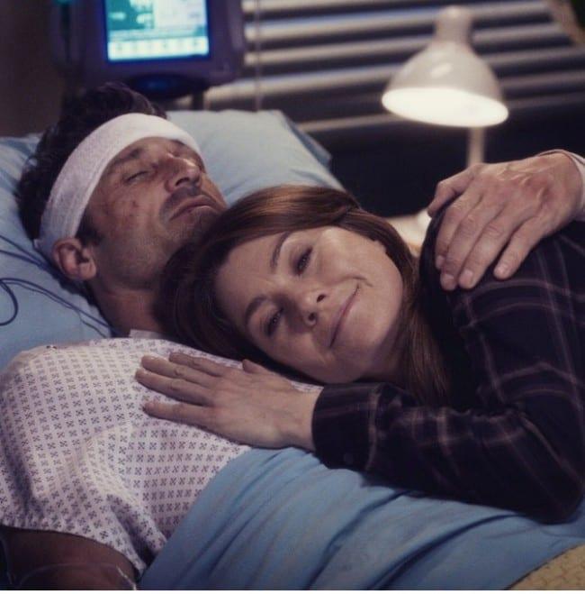 Derek and Meredith Grey