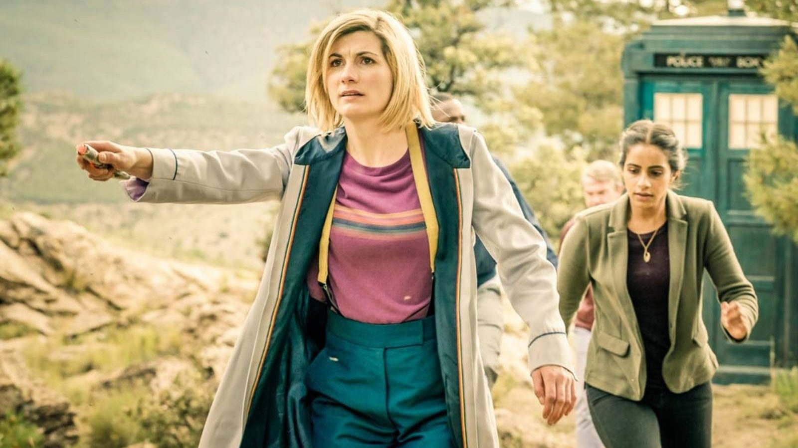 Updates Doctor Who
