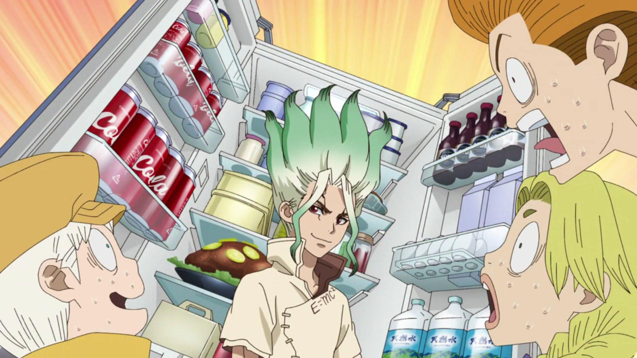 Best Sci-fi Anime