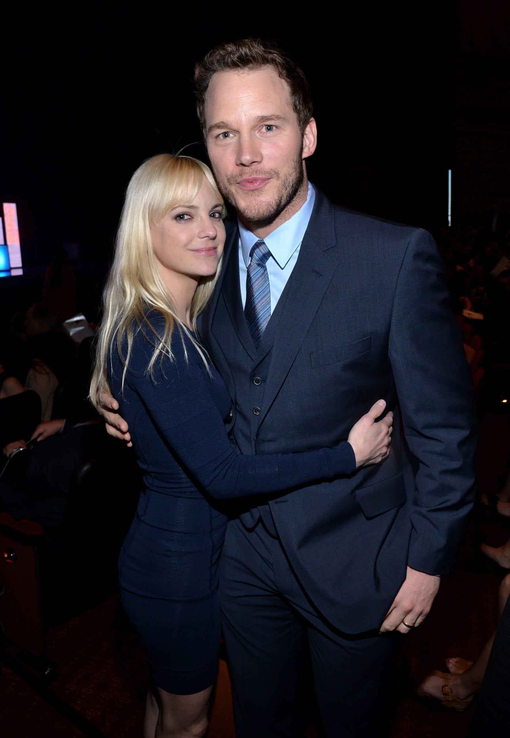 Did Chris Pratt Cheat On Anna Faris?